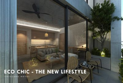 ECO CHIC - The New Lifestyle