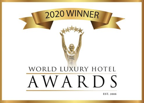 2020 World Luxury Awards Winner - CHICLAND Hotel - Global Win in Luxury Eco/Green Hotel