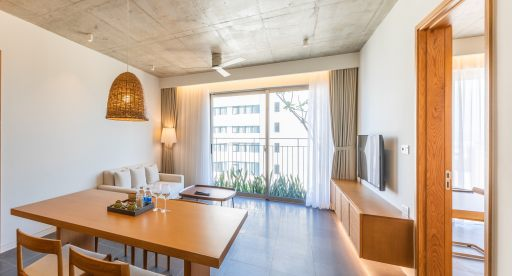 Bang Bien - One Bedroom Apartment with Balcony