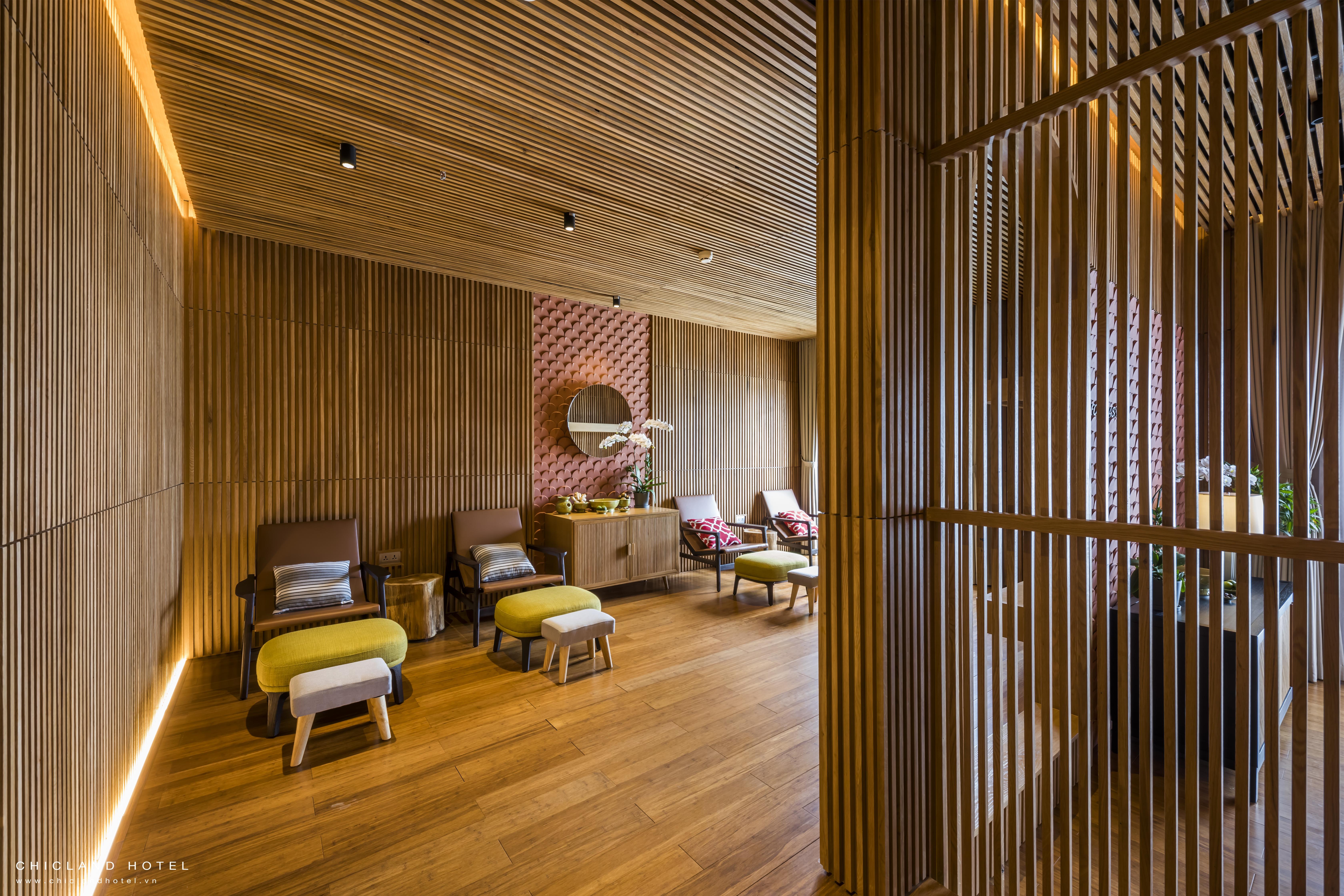 Spa at CHICLAND hotel